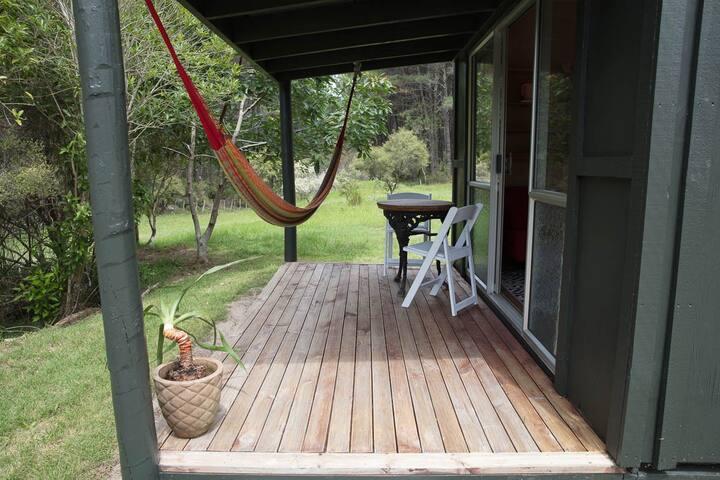 Ohui Retreat Cabin, Nature & Beach Escape