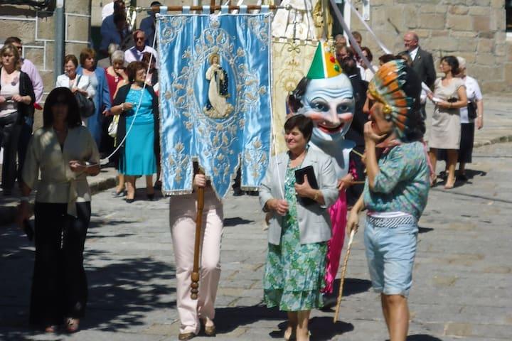 Castro Caldelas, fiestas, foto 2