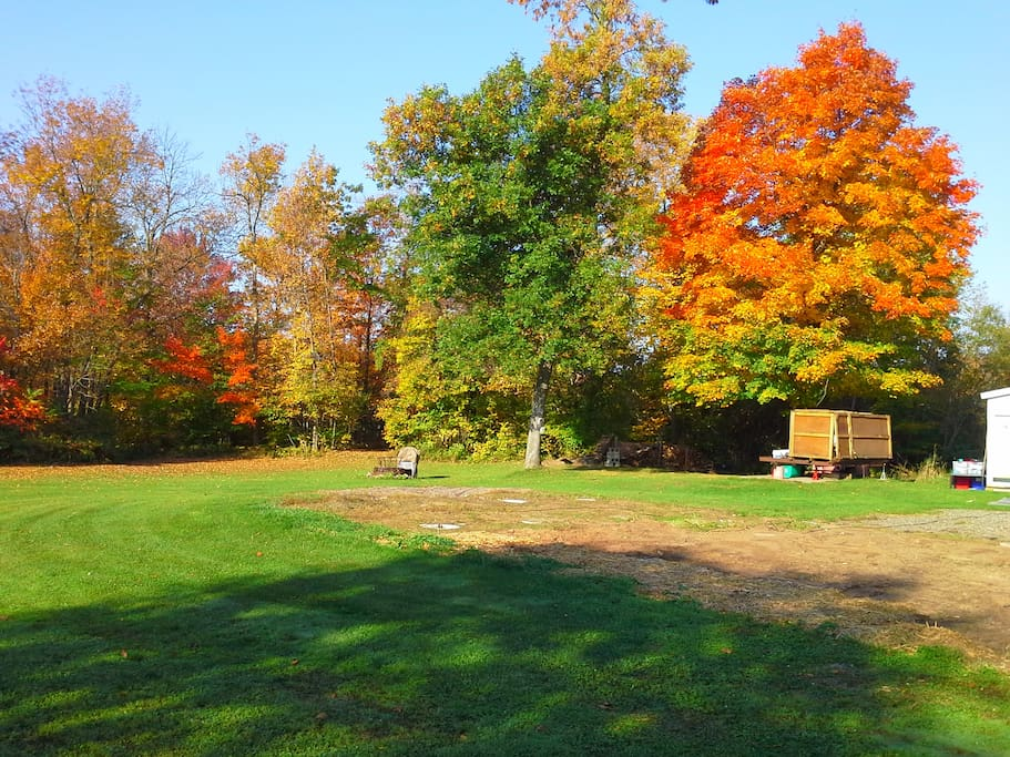 Come and see the beautiful fall colors
