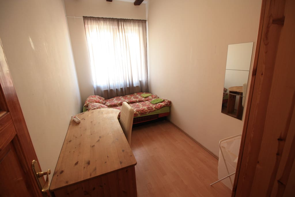 YOUR private bedroom C for 2 persons , writing desk , wardrobe ,