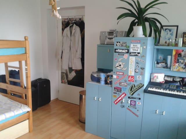 pokoj pro dva mladé lidi v Třeboni - Třeboň - Appartement