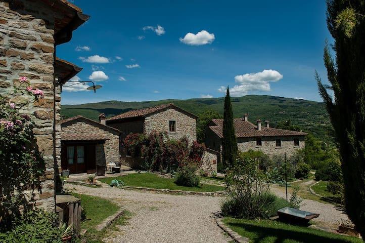 AGRIPOZZO Appartamento MENTA - Arezzo - Lägenhet