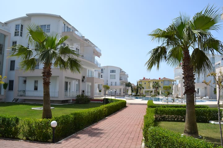 NIRVANA CLUB 3+1 BELEK 8 - Belek - Appartement