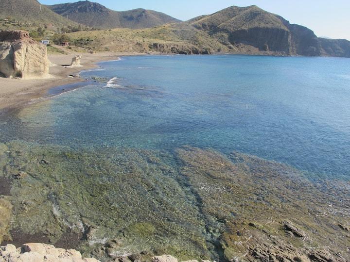 La Isleta del Moro, pequeño paraíso