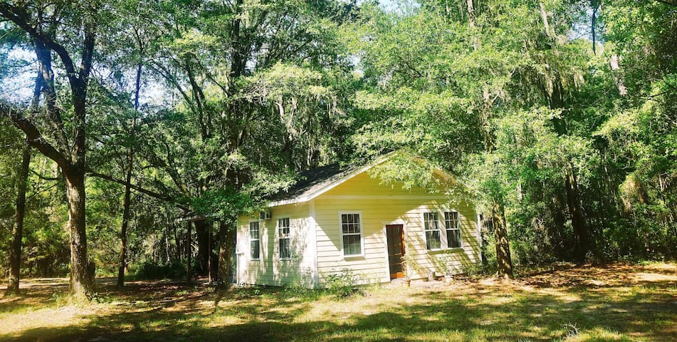 Peaceful Cottage in Alachua Florida - Alachua - Huis