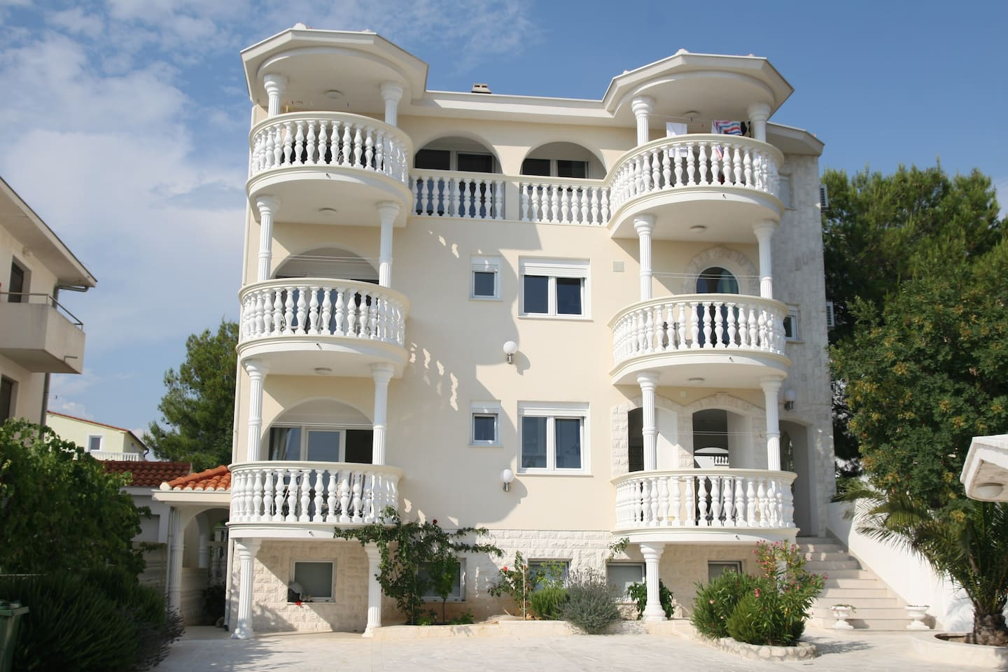 Croatia Vodice -apartment 4 STARS