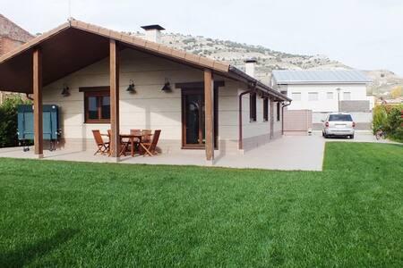 El Mirador de la Toba - Casa Rural - Soria - Huis