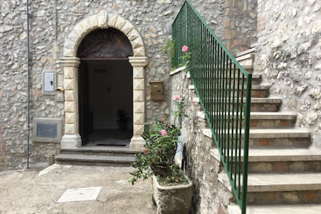 A Medieval holiday in central Italy - Serrone - Apartment