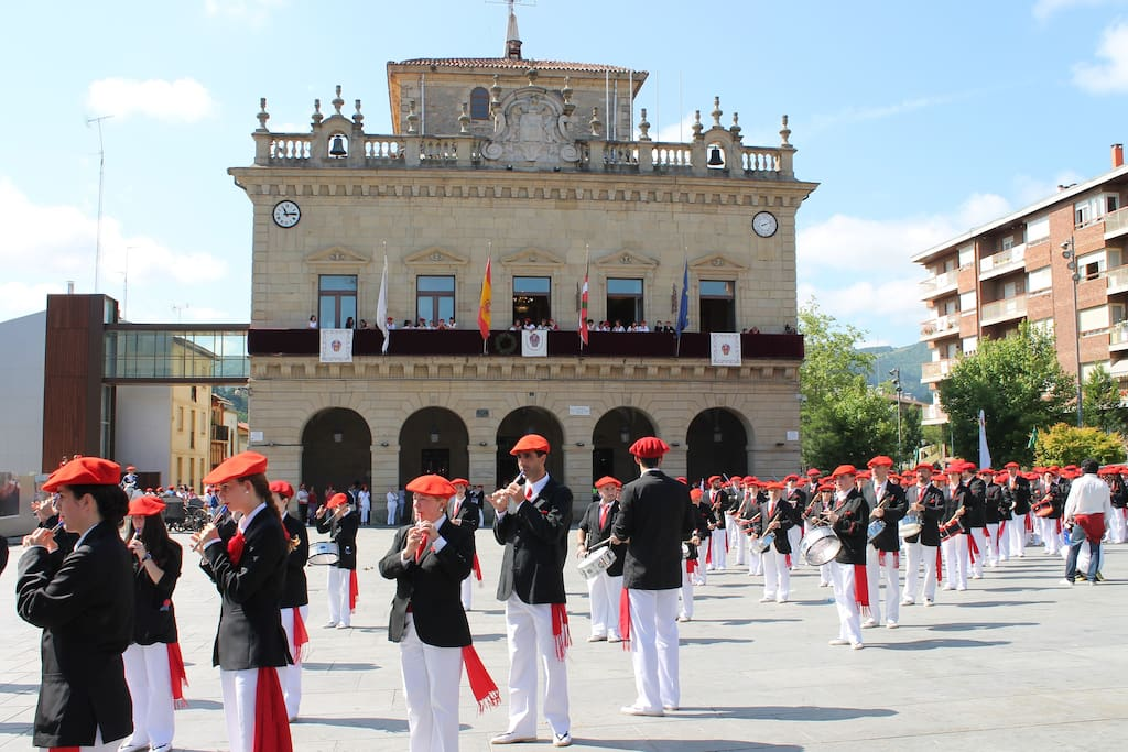 San Marcial.