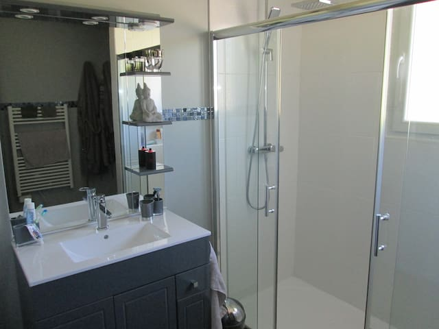 chambre au calme - Saint-Igny-de-Vers - Rumah