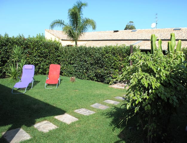 Near the sea-WiFi free-pool-parking - Campofelice di Roccella - Villa