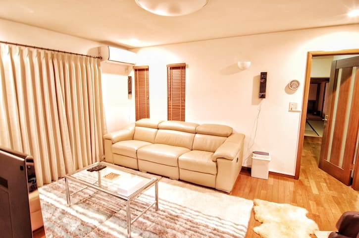 Quality stay ! 100m2,Wifi,Loundry - Hiroshima-shi - Casa