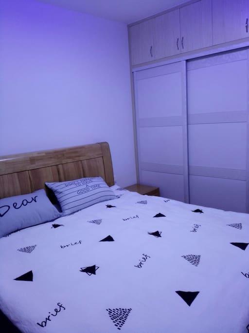 客人卧室:衣柜