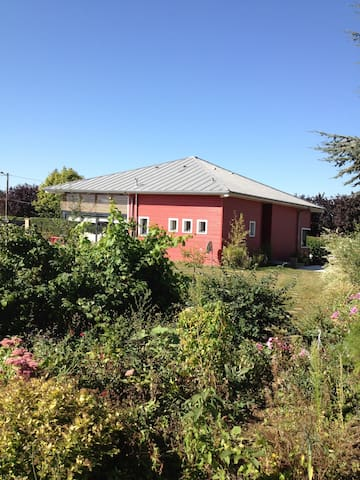 House in rasperry field - Rouy-le-Petit - Casa