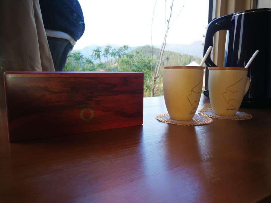 星座咖啡杯
