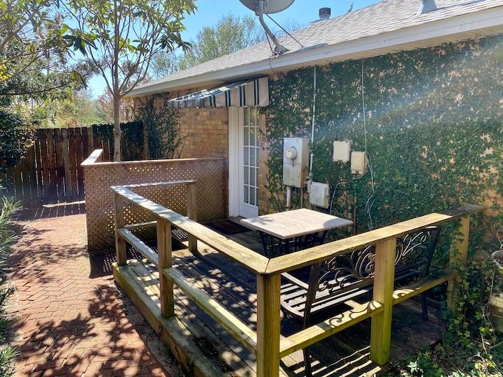 Garden Oasis Apartment