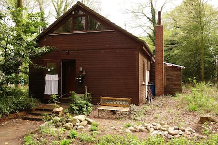 Abenteuer-Urlaub im Moor bei Bremen - Osterholz-Scharmbeck - Hütte