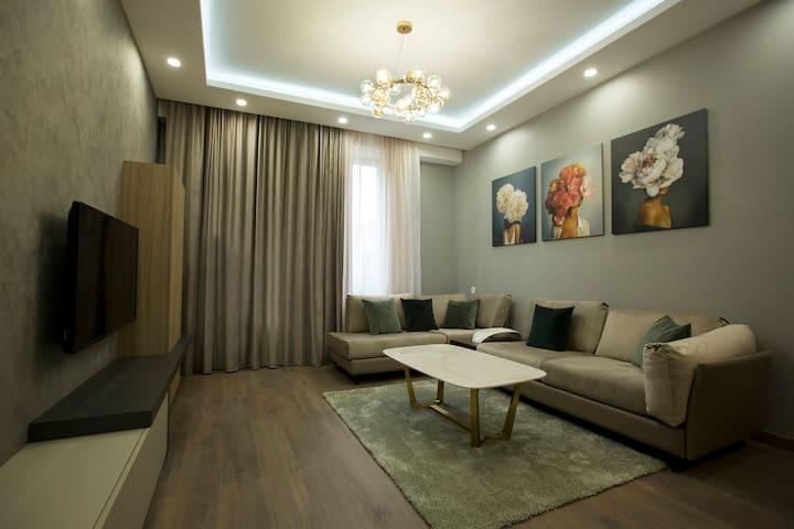 DD luxury apartment