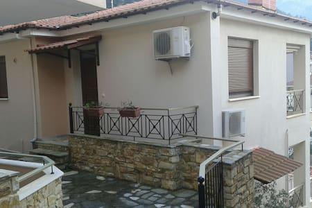 emerald house - Thasos - Квартира