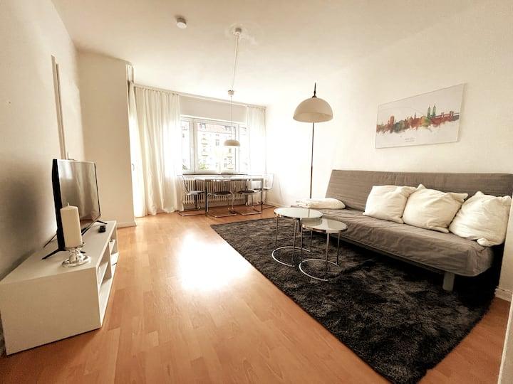 Heidis Apartment am Weinberg in Kassel City