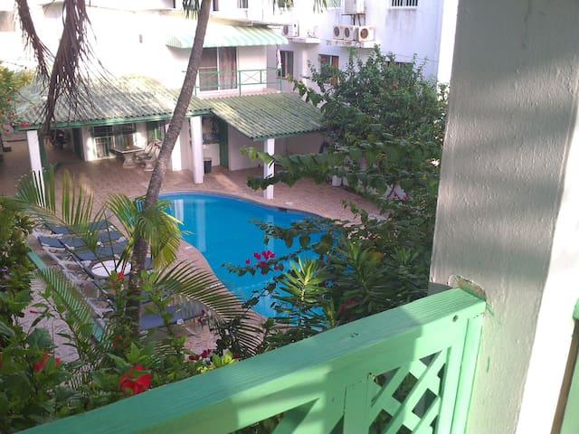 Terrazza del Caribe - boca chica - Appartement