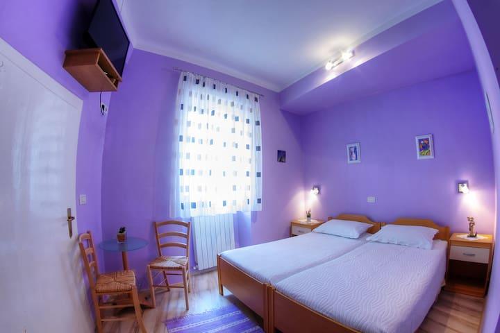 Villa Marija room 3 - Motovun - Bed & Breakfast
