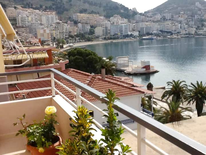 Seaside Apartment in Saranda