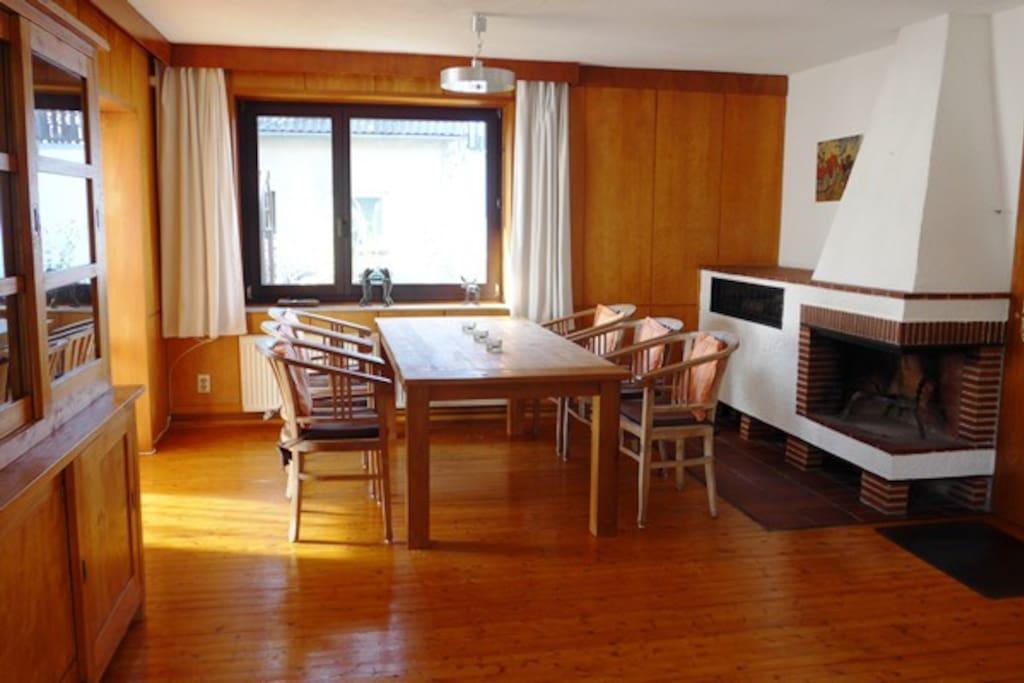 charmantes reetdachhaus h user zur miete in prerow mecklenburg vorpommern deutschland. Black Bedroom Furniture Sets. Home Design Ideas