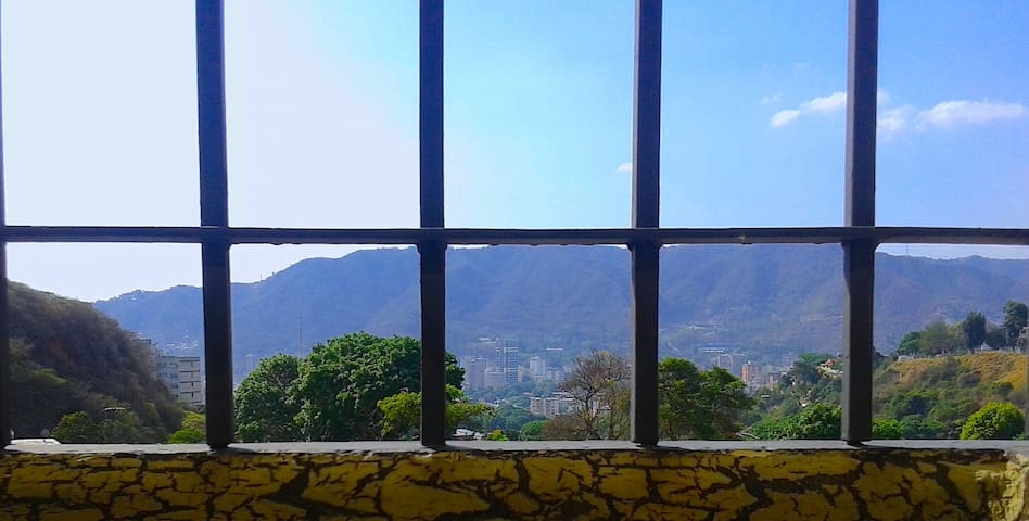 A room with a view - Caracas - Casa