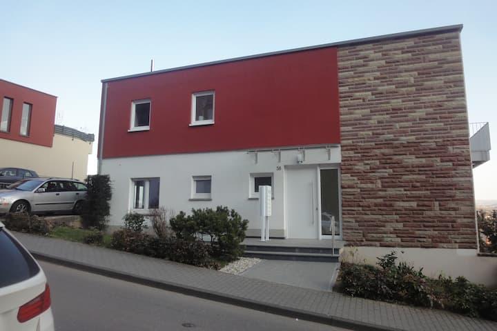 Neubau Dachgeschosswohnung mit Dachterrasse, Trier