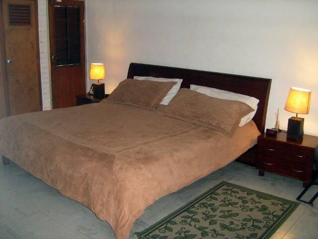 Privada, cama doble y Baño - Cali - Maison