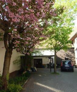 Ferienwohnung Burger - Römerberg-Dudenhofen - Apartamento