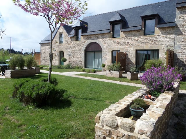 Chambre Wind & Surf - Guidel - Bed & Breakfast
