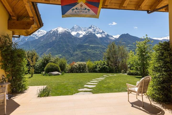 Pace sole campagna 3 km Aosta