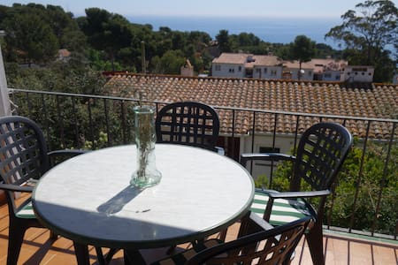 FANTASTIC AND QUIET TWO BEDROOM APARTMENT IN CALELLA DE PALAFRUGELL - Calella De Palafrugell - 公寓