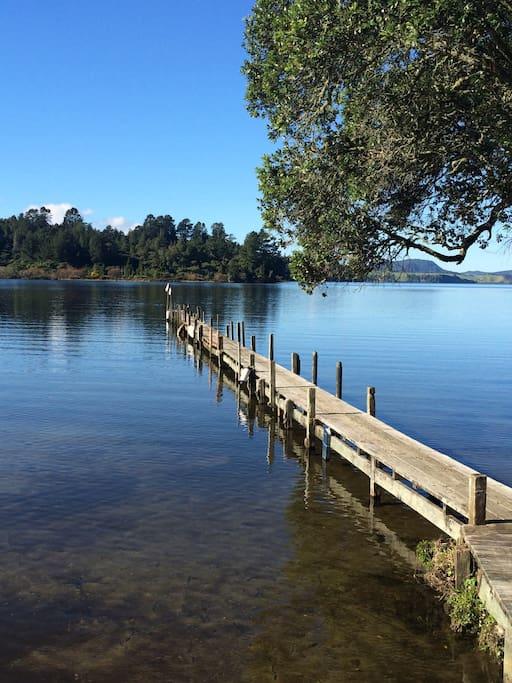 Great lake access