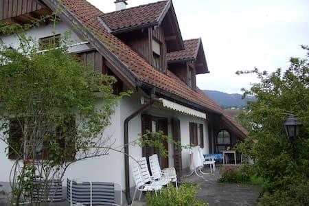 Living in the garden - Dornbirn - ที่พักพร้อมอาหารเช้า