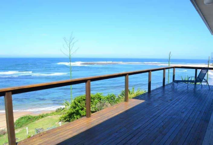 Talinga - Absolute Beachfront - Blue Bay - Casa