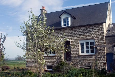 2 quiet rooms in B&B, organic meals - St. Symphorien des Monts