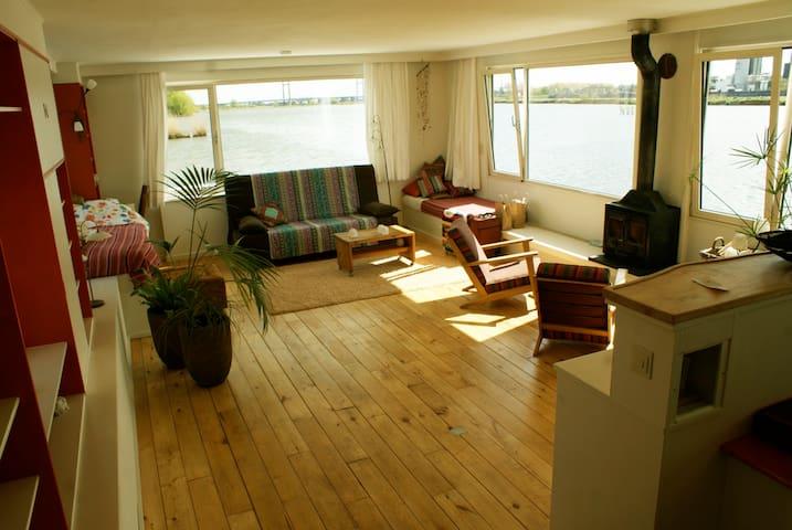 Woonark Ecostay de Parelduiker - IJsselmuiden - Lägenhet