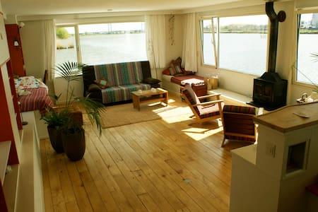 Woonark Ecostay de Parelduiker - IJsselmuiden - Lakás
