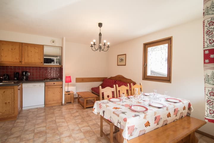 BONB15M - Spacious apartment for 6 persons near the slopes