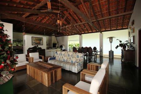 Chácara São Francisco - Cabreúva - 小木屋