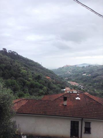 Appartamento entroterra ligure - Diano San Pietro - Haus