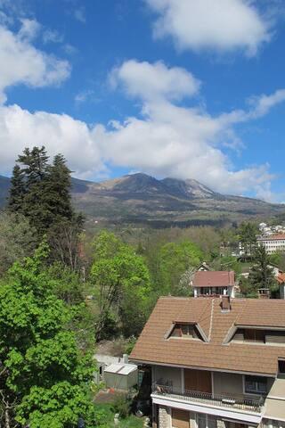 En ville et à la montagne... - Gap - Apartment