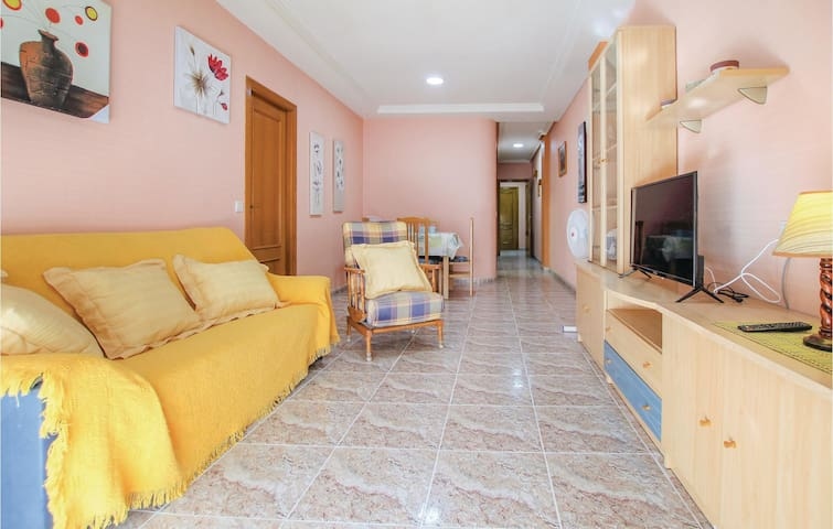 Holiday apartment with 2 bedrooms on 60m² in Torrevieja