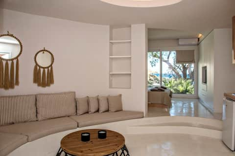 Unforgettable Tinos beach  house I
