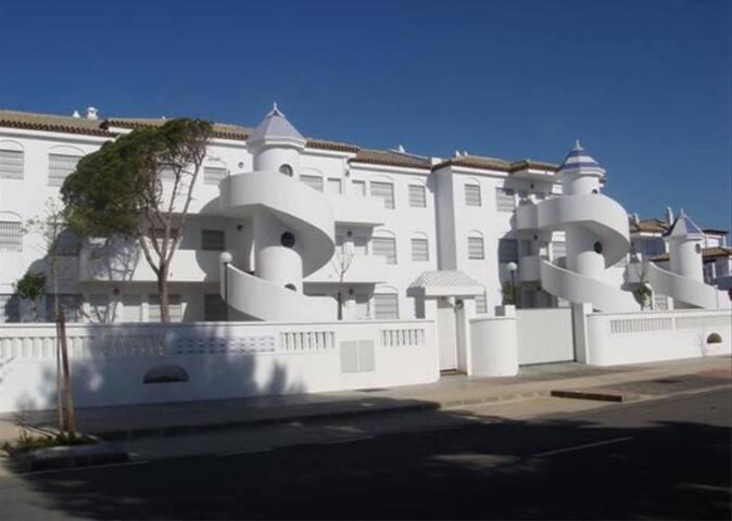 Apartamento dos habitaciones La Barrosa - Chiclana de la Frontera