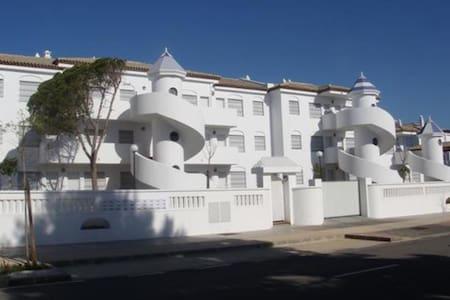 Apartamento dos habitaciones La Barrosa - Chiclana de la Frontera - Apartmen