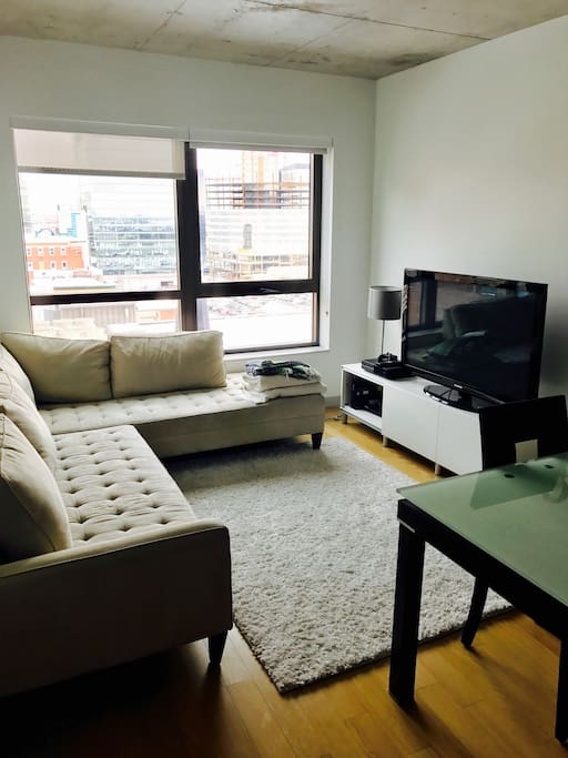 trendy 1 bedroom seaport apartment apartments for rent in boston